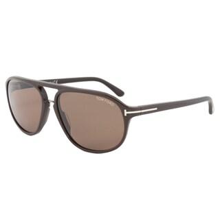Tom Ford Jacob Sunglasses FT0447 49J