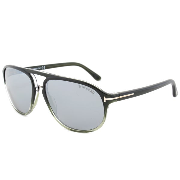 9fb13969a7043 Shop Tom Ford Jacob Sunglasses FT0447 96C (As Is Item) - Free ...