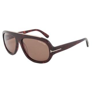 Tom Ford Hugo Sunglasses FT0444 54J
