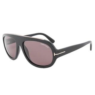 Tom Ford Hugo Sunglasses FT0444 01A