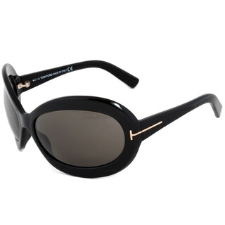 Tom Ford Edie Sunglasses FT0428 01A