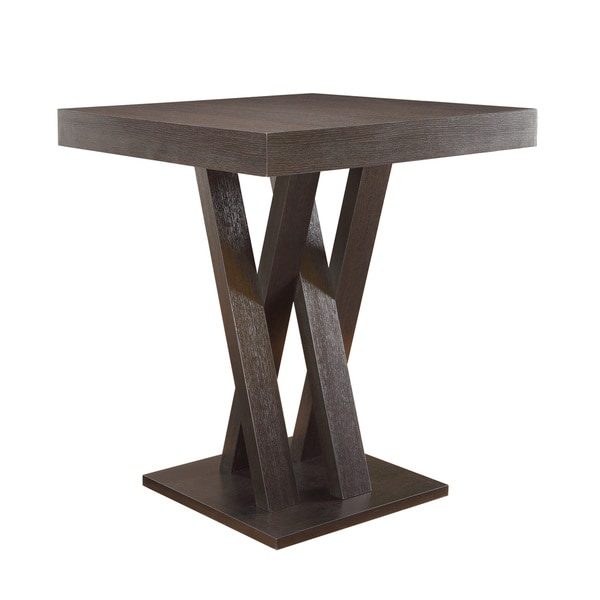Coaster Company Cappuccino Counter Height Table Free