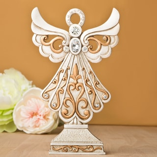 Angel Center Piece Cake Topper