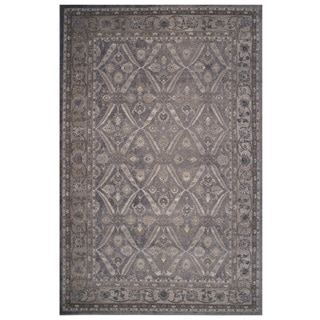 Vintage Collection Pale Blue Oriental Rug 5'x8'