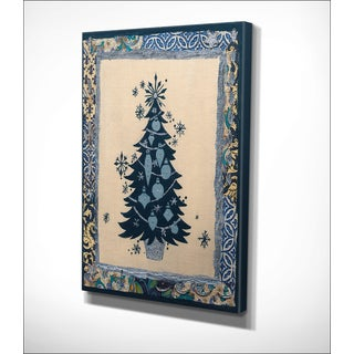 Wexford Home 'Tree Silhouette' 12-inch x 16-inch, 24-inch x 32-inch, 30-inch x 40-inch Gallery-wrapped Canvas Art