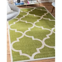 Unique Loom Austin Trellis Area Rug - 3' 3 x 5' 3
