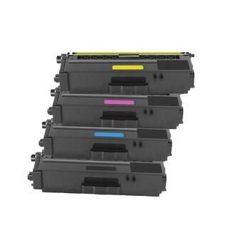 Set Compatible TN336BK CMY Toner Cartridge For Brother HL L8250CDN MFC L8600CDW ( Pack of 4 )
