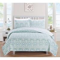 Cassandra Collection 3-Piece Quilt Set