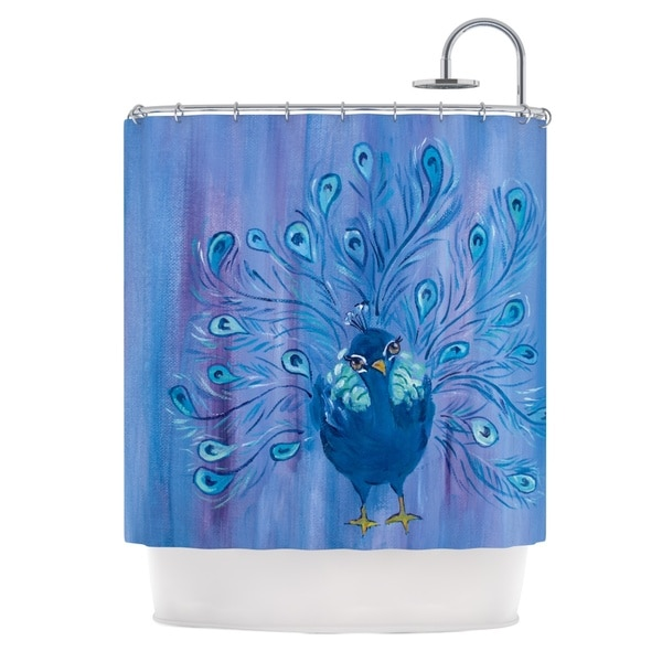 Kess InHouse Padgett Mason Little Master Shower Curtain