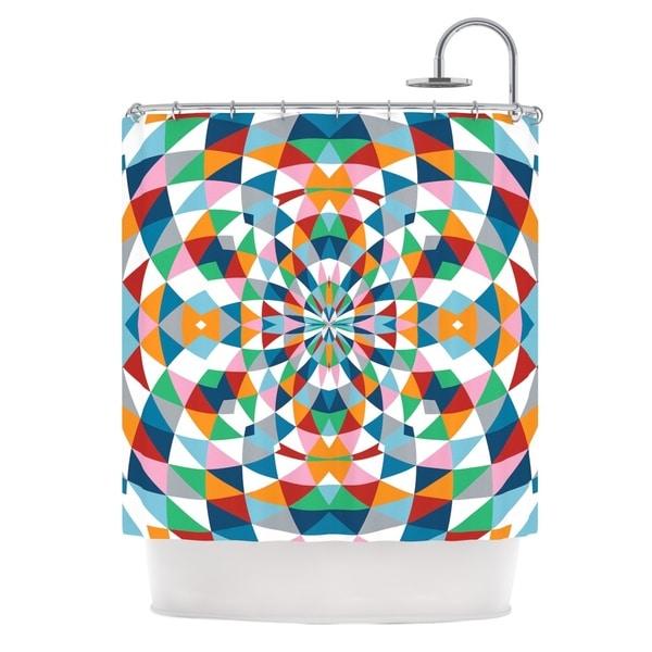 Kess InHouse Project M Modern Day Shower Curtain