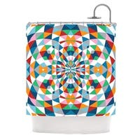 Kess InHouse Project M Modern Day Shower Curtain
