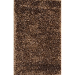 Noble House Inc Codimuba Multicolor Shag Rug (5' x 8')