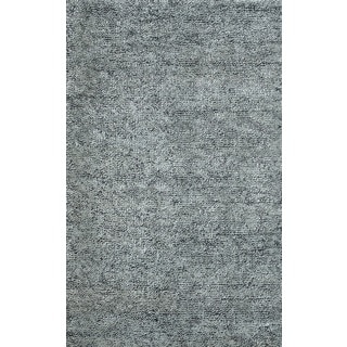 Noble House Inc Eyeball Wool Shag Rug (3'6 x 5'6)