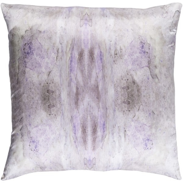 Decorative Provo 22-Inch Down or Poly Filled Throw Pillow