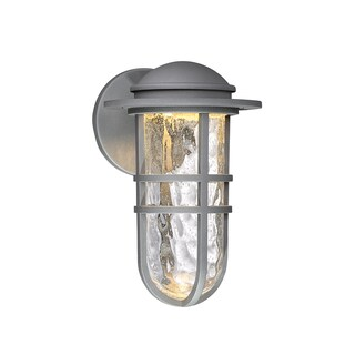 WAC Lighting Steampunk Aluminum 13-inch LED Wall Light (2 options available)
