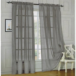 Silver Curtains Amp Drapes Shop The Best Deals For Mar 2017