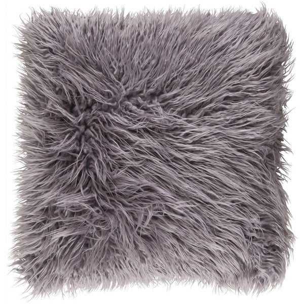Decorative Pearland 22-Inch Feather Down or Poly Filled Throw Pillow