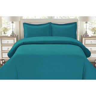 Celine Linen Luxurious Wrinkle-Free Duvet Cover 3 Piece Set
