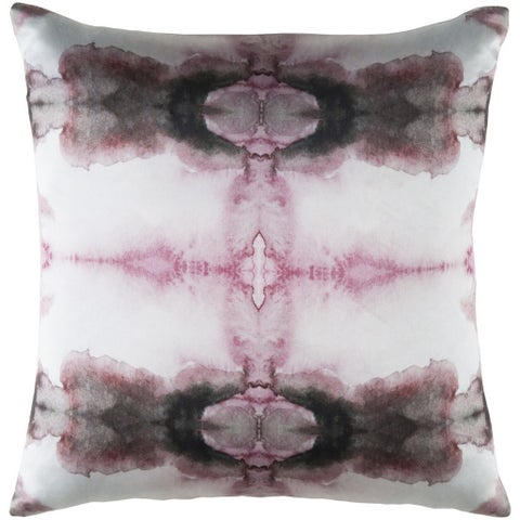 Decorative Qaui 20-Inch Feather Down or Poly Filled Throw Pillow