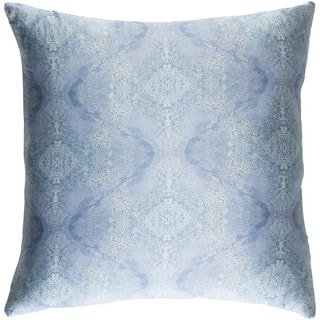 Decorative Puteaux 20-Inch Feather Down or Poly Filled Throw Pillow