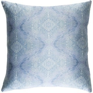 Decorative Puteaux 18-Inch Down or Poly Filled Throw Pillow