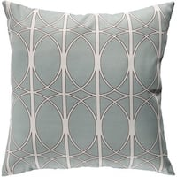 Decorative Oregon 18-Inch Feather Down or Poly Filled Throw Pillow