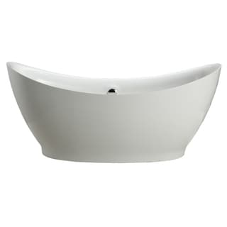 Divinity 68 in x 31.5 in Soaking Bathtub