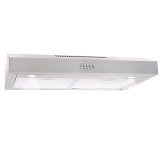 Cosmo (COS-5U30) Stainless Steel 30-inch Under-cabinet Range Hood