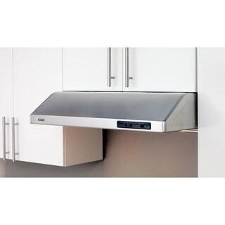 Zephyr Essential Series Stainless Steel 30-inch Cyclone Under-cabinet Range Hood