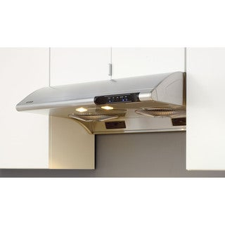 Zephyr Essentials Series Typhoon Stainless Steel 30-inch Under-cabinet Range Hood