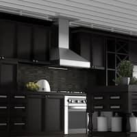 ZLINE Stainless Steel 36-inch 1200 CFM Wall Mount Range Hood