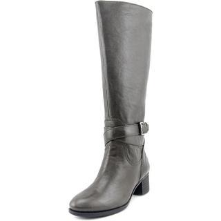 Nine West Women's 'Vani Wide Calf' Leather Boots