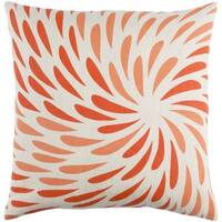 Decorative Pontoise 22-Inch Down or Poly Filled Throw Pillow
