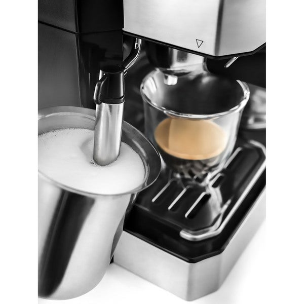 delonghi bco430 combo coffee and espresso machine free shipping today