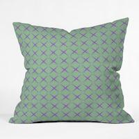 Craftbelly Astral Gumdrop Multicolor Polyester Throw Pillow