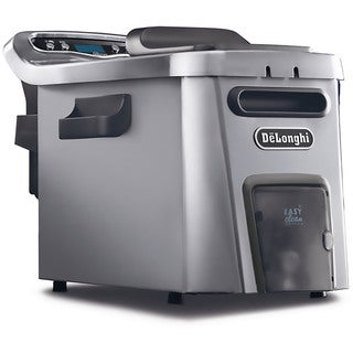 DeLonghi D44528DZ Livenza Deep Fryer with EasyClean System
