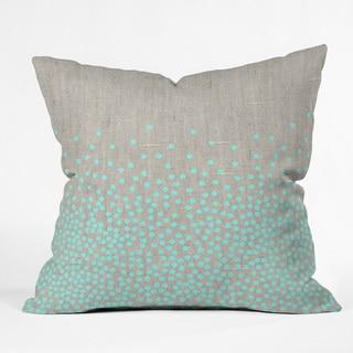 Iveta Abolina Hint of Mint 3 Sizes Throw Pillow