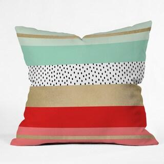 Elisabeth Fredriksson Summer Fresh Throw Pillow