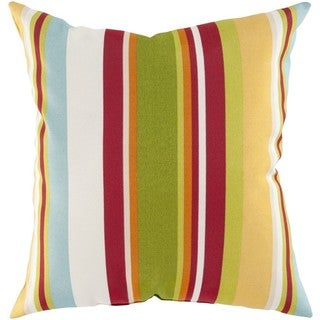 Decorative Alexis 22-Inch Down or Poly Filled Throw Pillow