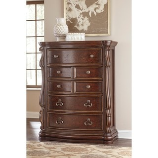 Signature Designs By Ashley Shay Almost Black 5 Drawer