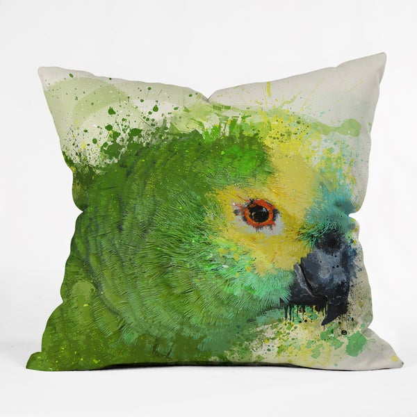 Msimioni Loro Throw Pillow