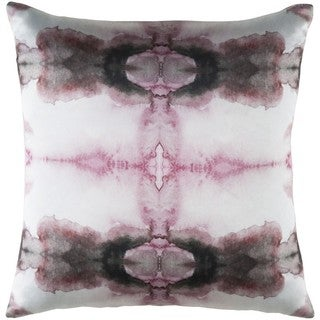 Decorative Qaui 18-Inch Down or Poly Filled Throw Pillow