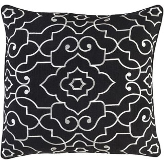 Decorative Perpignan 18-Inch Down or Poly Filled Pillow
