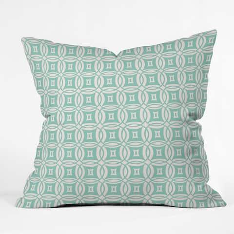 Khristian A Howell Desert Daydreams 9 Polyester Throw Pillow