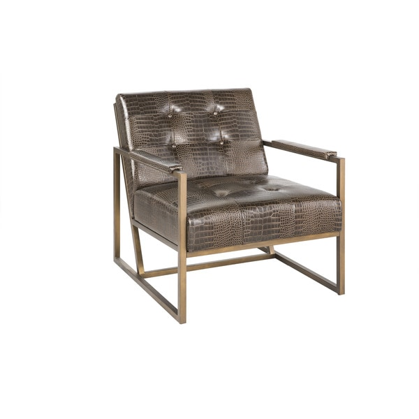Ink Ivy Waldorf Chocolate Chair Lounger Free Shipping