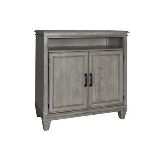 Grayton Grove Driftwood Media Chest