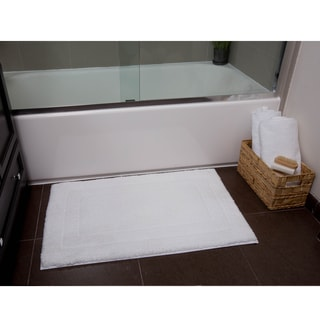 Home Dynamix Loft Collection Solid Ultra-Soft Bath Mat - 2 sizes available