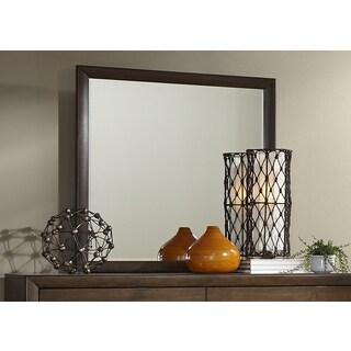 Hudson Square Espresso Mirror