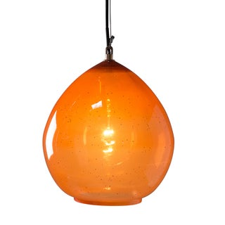 Benson Pendant Light - Persimmon