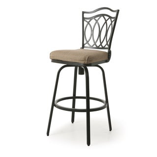 Westport II Bronze Aluminum 26-inch Counter Stool